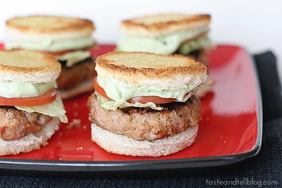 burger #recipe ideas :: kickoff to cookout season