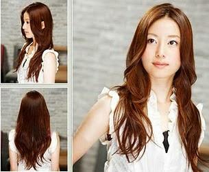 Foto Model Rambut Segi Panjang