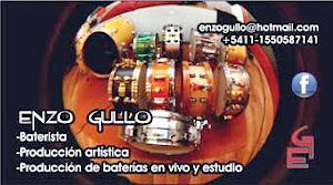 Enzo Gullo -  Drum Doctor