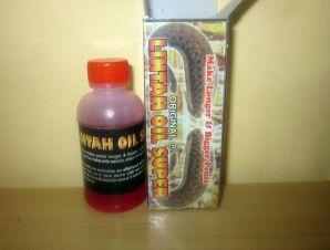minyak lintah super oil pembesar penis