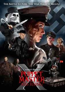 Phim Binh Đoàn Kinh Dị - Puppet Master X: Axis Rising 2012 [Vietsub] Online