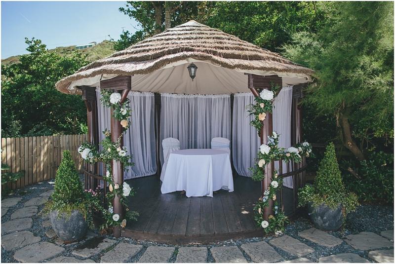 Ceremony hut