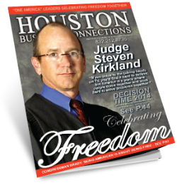"MEET JUDGE STEVEN KIRKLAND A ""THOUGHT LEADER"" FOR THIS SERIES"