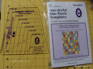 Quilting Lines 2012