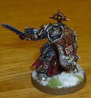 Grey Knight Lord Kaldor Draigo