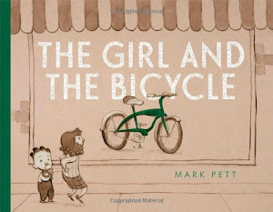 The Girl and The Bicycle - Children's Book