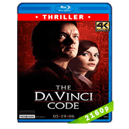 El código Da Vinci (2006) EXTENDED HEVC H265 2160p Audio Dual Latino-Ingles