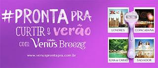 Promoção Pronta Para Curtir o Verão - Gillette Venus