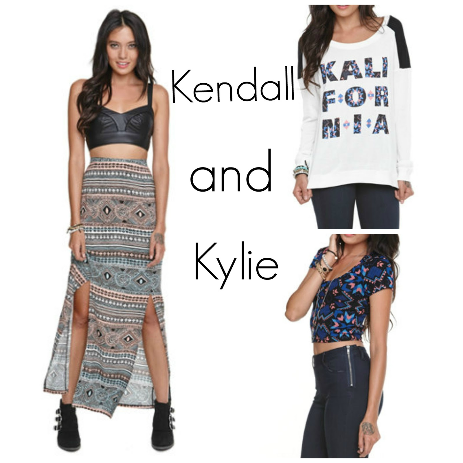 pretty amp pearls kendall and kylie collection at pacsun