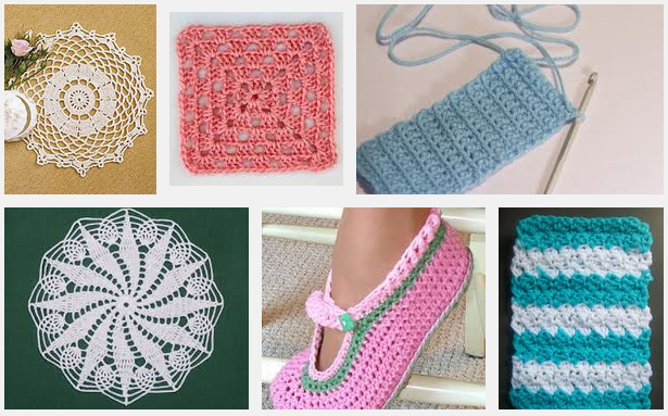 Crocheting For Beginners Patterns : Different Crochet Patterns For Beginners CROCHETOPEDIA