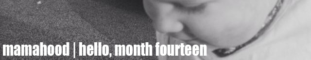 http://www.caseymaura.com/2014/05/mamahood-hello-month-fourteen.html