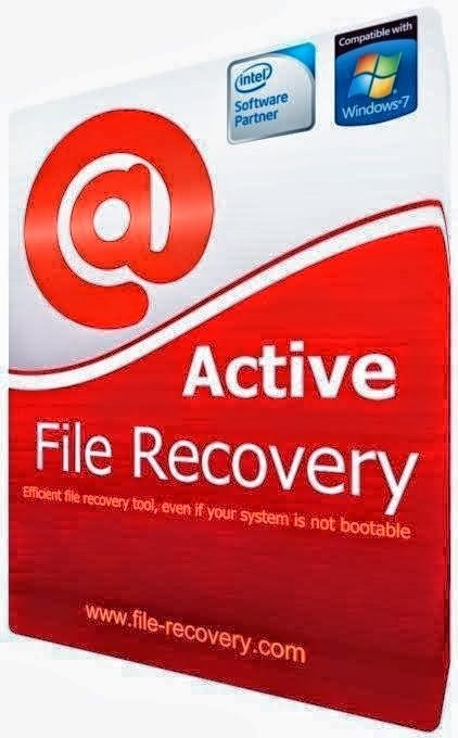 Download Active File Recovery For Windows 13 Terbaru Full Version