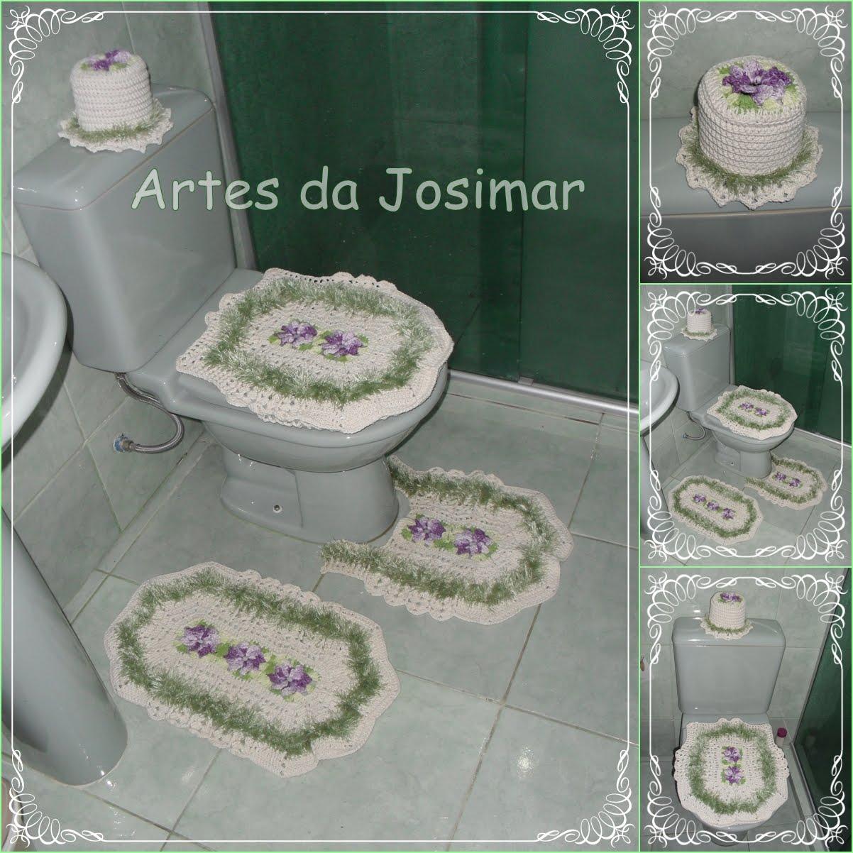 Jogo De Banheiro Completo : Artes da josimar jogo de banheiro completo