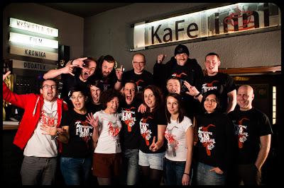 The Art of Ride Gang w Kinie Patria. fot. Łukasz Cyrus, Ruda Śląska