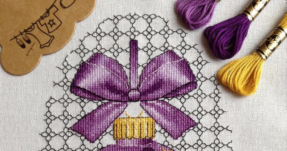 Идеи прикладной вышивки