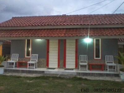 guest house in garut selatan