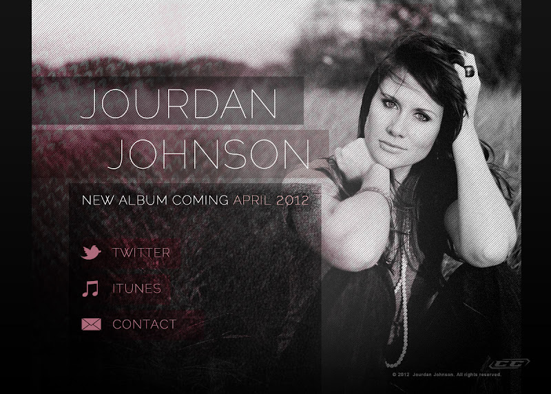 Jourdan Johnson - Rise 2012 Tracks and Lyrics