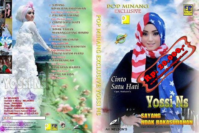Yossi NS - Sayang Ndak Bakasudahan (Pop Minang Exclusive)