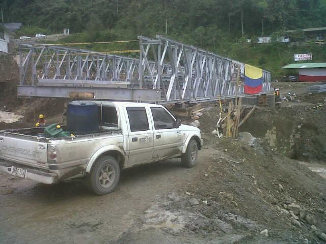 Ingenieros Militares entregarán puente militar