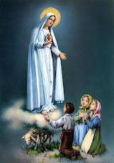 Missa de Nossa Senhora de Fátima!!!