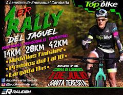 1º Rally del Jagüel - Santa Teresita