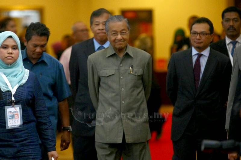 Tun M Perlu Tahu Bunga RM3 Juta Wang Rakyat Kazakhstan Najib Rosmah