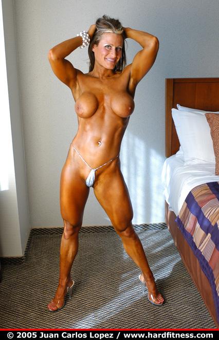 Fitness nikki warner nude not give