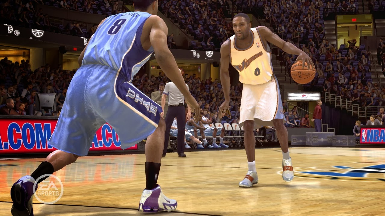 NBA Live 2004 working game download