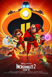 Incredibles 2 (2018) (English) HDCAM | 720p [1.1GB] | 480p [300MB]