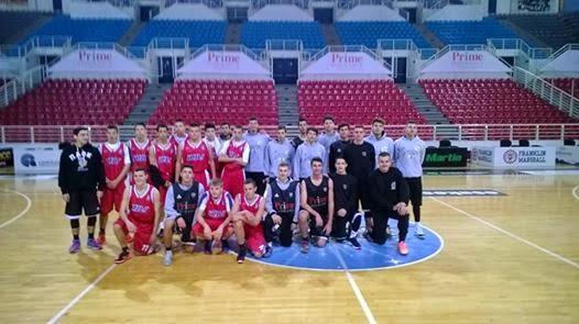 Φιλικό προετοιμασίας με ομάδα της Σερβίας για το παιδικό του ΠΑΟΚ