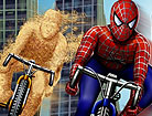 Homem Aranha vs Sandman