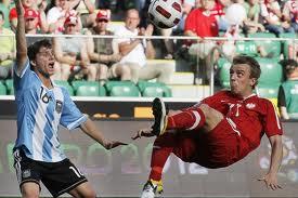 polonia le gana a argentina