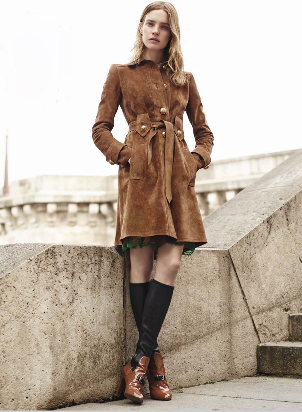 Vogue US December 2014 via www.fashionedbylove.co.uk