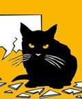 in difesa del gatto nero