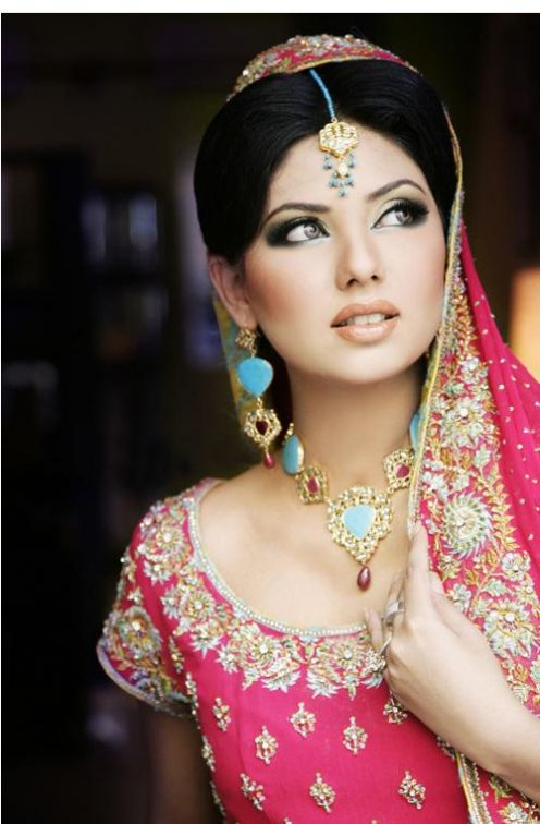 Hindu Bridal Makeup Pictures : Lifes Too F*cking Short to Feel Anything but Gorgeous ...