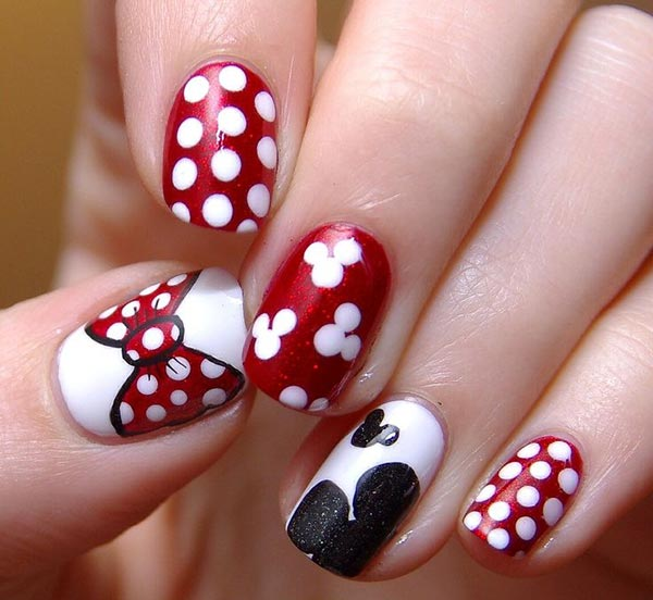 Types of nail art designs images nail art and nail design ideas all types of nail designs gallery nail art and nail design ideas top 5 nail art prinsesfo Gallery