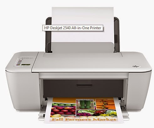 HP Deskjet 2540 All-in-One Printer series Full Printer Drivers Download Win32bit/win36bit