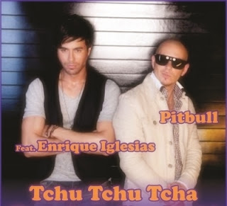 Pitbull Feat. Enrique Iglesias - Tchu Tchu Tcha  cover lyrics