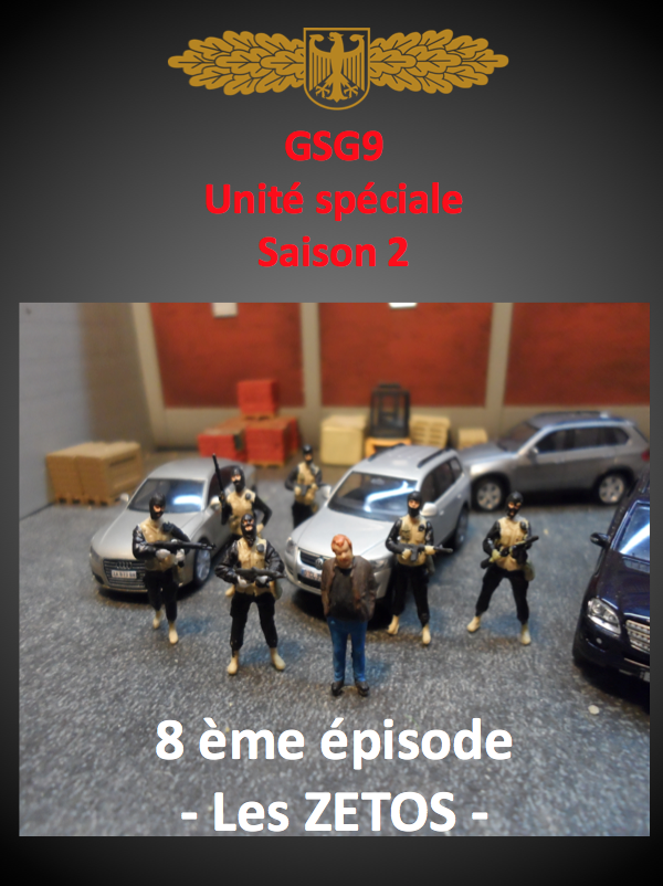 Saison 2 - Episode 8