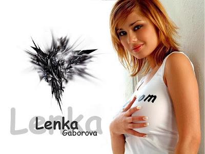 Lenka Gaborova Wallpaper