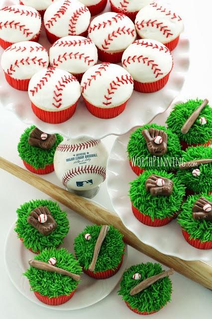 Baseball Team Cake Topper