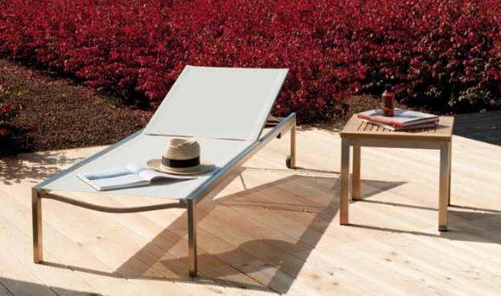 Arredo in materiali traspiranti e resistenti per mobili for Outdoor mobili