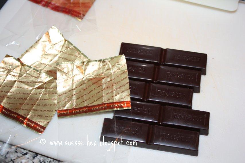 Kuchenmerci schokolade