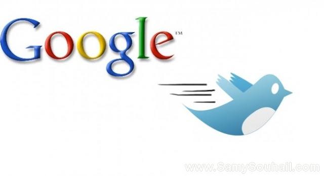 """موقع التواصل الاجتماعي """"+Google"""" يتفوق على موقع تويتر ..!"""