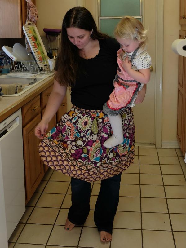 apron twinning