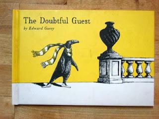 The Doubtful Guest - Edward Gorey book