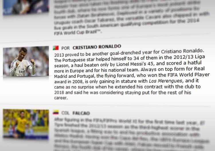 """""""Cristiano Ronaldo"""""""