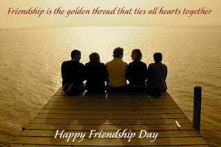Happy Friendship day greetings messages