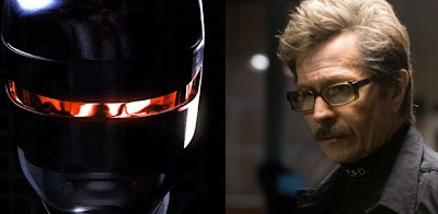 Gary Oldman will show up in the upcoming remake of Robocop!