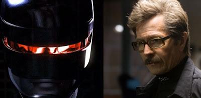Gary Oldman Robocop filminin yeniden yapımında yer alıyor!